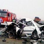 کاهش تصادفات در جادههای اردبیل