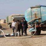 جیره بندی آب شرب ۲۱ روستا در شهرستان پارساباد