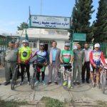 آغاز تور دوچرخه سواری دور مغان با هدف ترویج فرهنگ زیست محیطی
