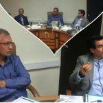ارتقای رتبه اداری،اداره تعاون،کار ورفاه اجتماعی شهرستان پارس آباد از اداره به مدیریت