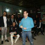 مسابقه دارت ویژه خبرنگاران شهرستان پارس آباد امروز برگزار شد