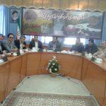 فرماندار شهرستان پارس آباد از توزیع اقلام مهم غذایی جهت تنظیم بازار شب عید خبر داد