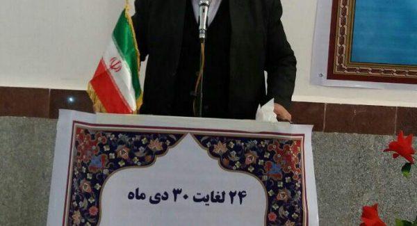 اکبر صمدی مجددا بعنوان فرماندار پارس آباد ابقاء شد