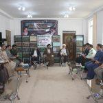 جلسه شورای فرهنگ عمومی شهرستان پارس آباد برگزار شد