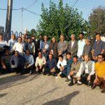 برگزاری انجمن شعر و ادب استاد شهریار بمناسبت روز قلم در پارس آباد مغان