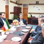 رییس جدید شرکت آب و فاضلاب شهری پارس آباد معرفی شد