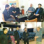 بازدید از سینما انقلاب پارس آباد بمناسبت روز ملی سینما