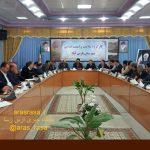 نشست کارگروه سلامت و امنیت غذایی شهرستان پارس آباد برگزار شد