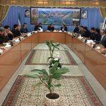 جلسه شورای حفاظت از منابع ، مجاری و تاسیسات آبی شهرستان پارس آباد مغان برگزار شد