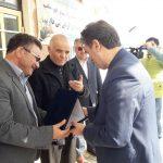 آغاز عملیات اجرایی مدرسه ۶ کلاسه خیرین مدرسه ساز / افتتاح مدرسه شهدای بانک ملت