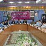 شهرستان پارس آباد رتبه اول تولید خبر در استان اردبیل