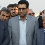 رئوس سفر فرستاده ویژه رئیس جمهور به شهرستان پارس آباد