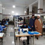 شهرستان پارس آباد به یکی از مراکز تامین ماسک کشور تبدیل شد