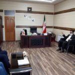 دیدار فرماندار پارس آباد و سرپرست مدیر عامل زپارس