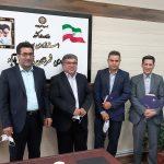 سیروس ملکی بعنوان رییس آبفای شهری و روستایی شهرستان پارس آباد منصوب شد