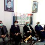 جلسه شورای فرهنگ عمومی شهرستان پارس آباد با حضور استاندار اردبیل